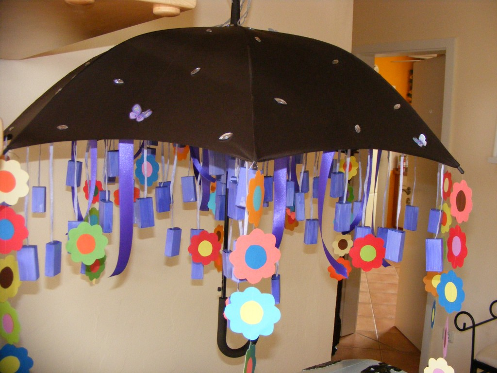 Geldgeschenk Regenschirm Geldgeschenke